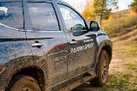 Внедорожный тест-драйв Mitsubishi, Фото: 55