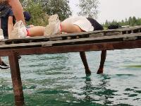 В Кондуках прошла акция «Вода России»: собрали более 500 мешков мусора, Фото: 16