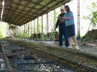 В Пролетарском районе Тулы ликвидируют разлив мазута, Фото: 40