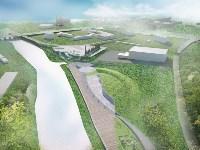 Московские архитекторы предложили концепции развития Тулы, Фото: 10