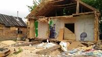 Снос цыганских домов на Косой Горе, Фото: 3