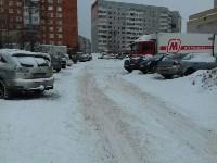 Туляки жалуются на нечищеные дороги, Фото: 4