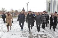 Осмотр кремля. 2 декабря 2013, Фото: 31