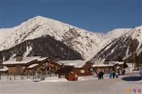 Состязания лыжников в Сочи., Фото: 20