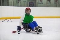 """Детская следж-хоккейная команда """"Тропик"""", Фото: 37"""