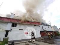 Пожар в Щекино, Фото: 14