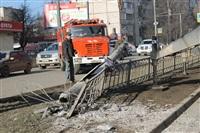 ДТП в районе перекрестка ул. Ложевой с ул. Калинина., Фото: 28