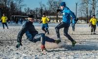 Снежный футбол по-тульски, Фото: 6
