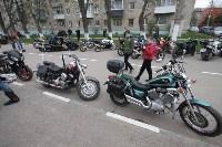 Открытие мотосезона в Новомосковске, Фото: 136