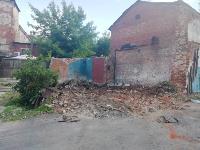 В историческом центре Тулы сносят аварийные дома, Фото: 4