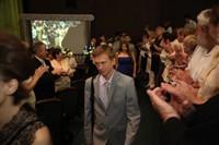 Владимир Груздев поздравил тульских выпускников-медалистов, Фото: 13