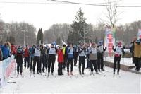 В Туле состоялась традиционная лыжная гонка , Фото: 27