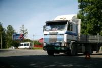 Авария на повороте на Косую Гору: микроавтобус и грузовик, Фото: 10