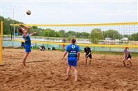 Пляжный волейбол в парке, Фото: 42
