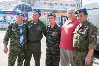 ветераны-десантники на день ВДВ в Туле, Фото: 1