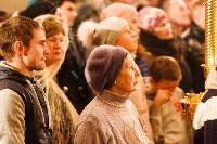 Рождественское богослужение в Успенском соборе Тулы, Фото: 11