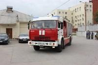 Тульские пожарные обучили таможню  бороться с огнём, Фото: 11