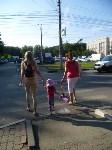 Сотрудники ГИБДД проверили юных пешеходов и велосипедистов, Фото: 7