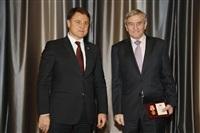 Награждение медалью  «Трудовая доблесть» III степени Анатолия Карташова, Фото: 86