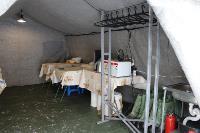 Из-за морозов в Тульской области развернуты мобильные пункты обогрева, Фото: 2