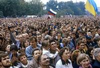 В России вспоминают путч 22-летней давности, Фото: 5