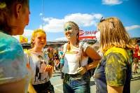 В Туле прошел фестиваль красок и летнего настроения, Фото: 153