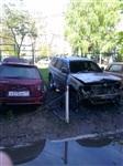 Ночью в Заречье неизвестные сожгли три автомобиля, Фото: 8