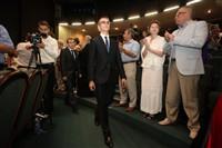 Владимир Груздев поздравил тульских выпускников-медалистов, Фото: 18