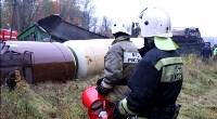 Крушение поезда в Тульской области, Фото: 18