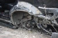 Возле поста ДПС в Плавске столкнулись три иномарки и фура, Фото: 21
