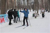 В Туле состоялась традиционная лыжная гонка , Фото: 46