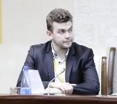 Губернатор Тульской области Владимир Груздев встретился с командой КВН «Сборная Тульской области», Фото: 10