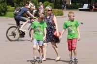 В Центральном парке Тулы прошел фестиваль близнецов, Фото: 21