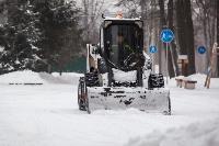 Последствия снежного циклона в Туле, Фото: 59