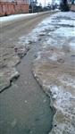 Прорыв канализационного коллектора в Белеве, Фото: 3