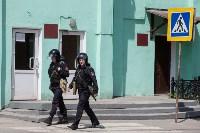 Антитеррористические учения на КМЗ, Фото: 9