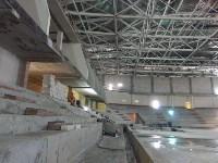 строительство ледовой арены в Туле, Фото: 10
