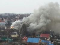 Пожар на улице Краснодонцев, Фото: 5