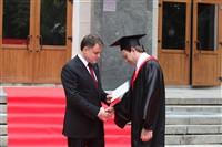 Владимир Груздев поздравил выпускников магистратуры ТулГУ, Фото: 21