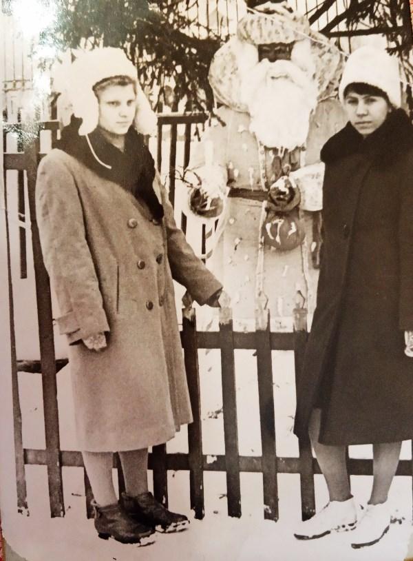 Ёлка 1963го