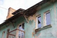 Жители Щекино: «Стены и фундамент дома в трещинах, но капремонт почему-то откладывают», Фото: 3