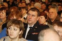 Владимир Груздев в Белевском районе. 17 декабря 2013, Фото: 57