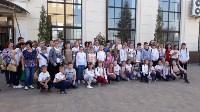 Туляки исполнили рекордный гимн России, Фото: 6