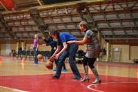 В Туле прошло необычное занятие по баскетболу для детей-аутистов, Фото: 30