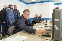 В Узловском районе Алексей Дюмин посетил  ОАО «Пластик», Фото: 2