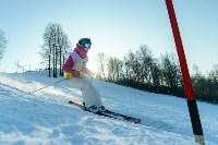 Первый этап чемпионата и первенства Тульской области по горнолыжному спорту, Фото: 44