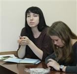 Встреча Дениса Бычкова со студентами иняза ТГПУ, Фото: 6
