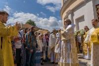 12 июля. Праздничное богослужение в храме Святых Петра и Павла, Фото: 185