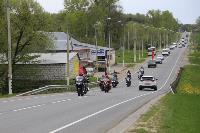 Тульские байкеры почтили память героев в Ясной Поляне, Фото: 2