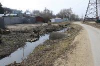 С заброшенных очистных канализация много лет сливается под заборы домов, Фото: 3